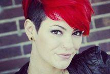 Colored+dark haircolorr
