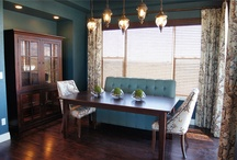 Dining Rooms / by D&Y Design Group