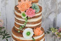 bolos noiva