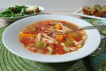 Crock Pot Meals / by Wendy