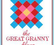 quilts: granny squares
