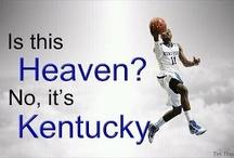 Kentucky Wildcats / by Emily Appelman