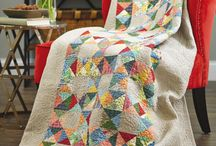 Walk in the park. Quilt patchwork