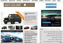 Auto Websites