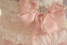 ruffles & lace / by sandra blanks