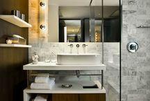 Интерьеры ванны