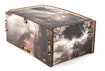 Scatole in legno decorate Cromobox / Con una TUA fotografia, personalizzi una scatola realizzata in legno e tagliata a laser senza chiodi e senza colla... Cromobox!!
