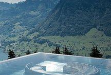 Бассейн из нержавеющей стали. Pool stainless steel / Функционально, современно, практично, надёжно и многое другое можно сказать о бассейне из нержавеющей стали .
