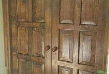 - DOORS, GATES & CUSTOM FITTINGS - / Pierre Cronje is frequently commissioned to provide clients with custom entrance doors, fittings and more.