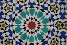 Marokko / Tegels