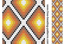 pattern beads