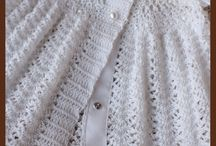 crochet sweeters/dresses / by Kathy Polet