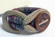 Dodatki na drutach i szydełku