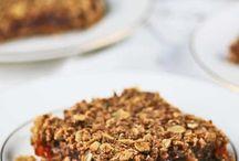 Healthy Plant Based Desserts