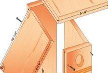 Maisons à oiseaux