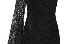 Black Dresses / Dresses