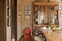 Home: Living Room Setting