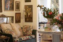 english interior style