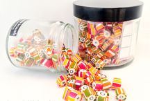 mélange d'été · zomermengeling · summer mix / bonbons luxueux ·  speciaal snoepjes · luxurious candies