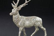Glitzy Hunter Decor / Decorating items for a couple