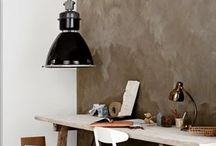 Industirial / Interiors with use of industrial styling
