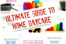 Work- homebased childcare