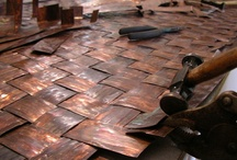 Copper work / Wall art