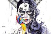 Minjae Lee amazing art
