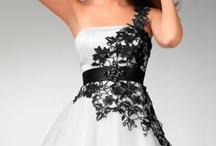 COLORED WEDDING DRESS / by Nikki P