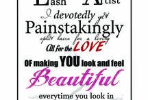 eyelash quotes