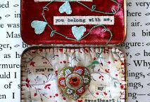 Altoid Tin Swap Idea - Handmade U