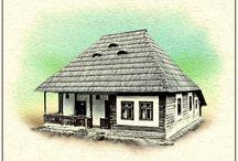 Arhitectură tradițională românească