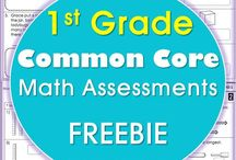 Grade 1 assessments