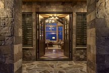 The Glennwood Projects / Glennwood Custom Homes is a premier builder of magnificent estate homes in western North and South Carolina. Sun Mountain provides both exterior and interior doors for many of these projects.