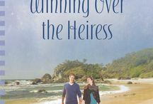 Winning Over the Heiress / Love Inspired Heartsong Presents, February 2015 (Sydney series, Book 2) Contemporary Christian Romance set in Australia. http://amzn.to/1BwvCmG
