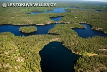 Espoo ilmasta / Ilmakuvia Espoosta, aerial photos from Espoo