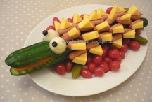 vegetables,fruits