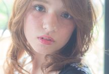 ベージュ ヘアカラー≪beige/haircolor≫