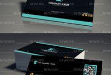 Business Card Corporate