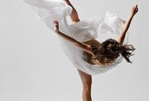 dance. / by Erika Strayhan