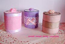 le idee di sweet sweet away creazioni