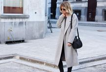 Autumn/ Winter / Simplealistic clothes: simple, comfy, high quality.