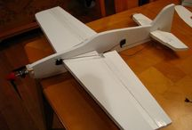 Foam RC Airplane / by Gary Stephenson