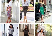 for midi pencil skirt