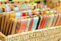 Craft Room Organizer / by Connie Jagolinzer