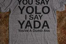 Shirts that i gotta have