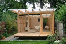 Garden Studios / by The Papered Parlour