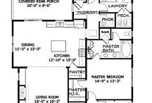 Home Plans / plans / by MK