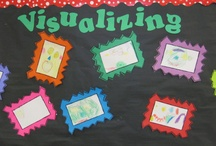 Comprehension Strategies / This board is for sharing ideas to teach the comprehension strategies of making connections, inferring/predicting, visualizing, determining importance, questioning and synthesizing.  Happy pinning! / by Kyp McLaren