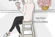 kávový čas je můj oblíbený čas